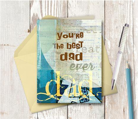 0086 Grandpa Note Card