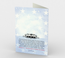 1316. You Make America Proud  Card by DeloresArt