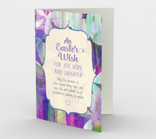 1172. An Easter Wish  Card by DeloresArt