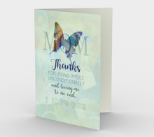 0327.Thanks Mom  Card by DeloresArt