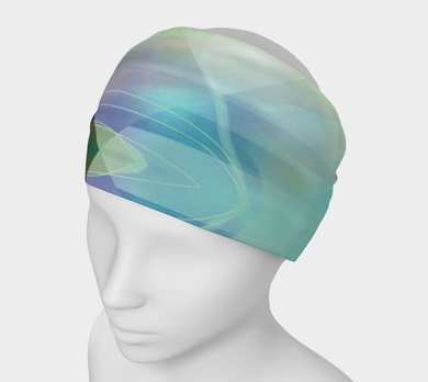 Be Still Headband by Deloresart