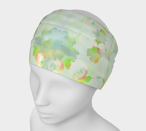 Aster Silhouette Headband by Deloresart