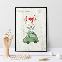 1010 Jingle All The Way Art