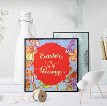 1163 Easter Is Filled With Blessings Art