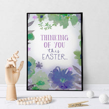 1166 Thinking Of You This Easter Art