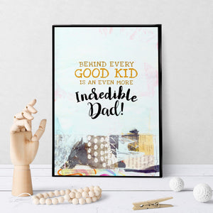 1223 Good Kid, Great Dad Art