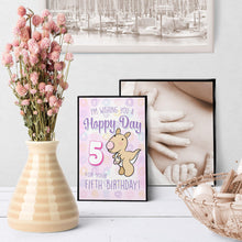 1239 Kangaroo Birthday 5 Art - deloresartcanada