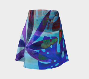 Persistence Flare Skirt by Deloresart