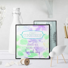 1299 Blessings First Communion Art