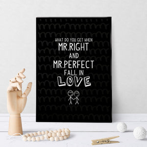 1405 Mr Right And Mr Perfect Art
