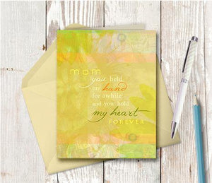 0146 Mom Note Card