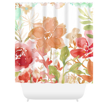 Prairie Garden Shower Curtains