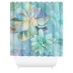 Montrose Molly Shower Curtains