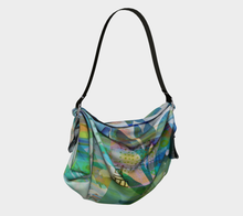 Graceful Sappling Origami Tote by Deloresart