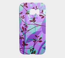 282A Fanciful Forest Device Case - deloresartcanada