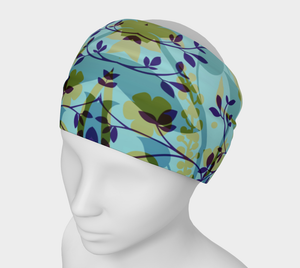 Fanciful Forest Headband by Deloresart