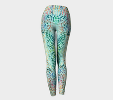 Earth Message Leggings by Deloresart