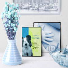 0204 Reason To Smile Shaggy Dog Art - deloresartcanada