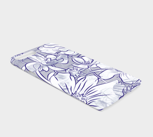 266B Flower Meadow Neutrals Device Case
