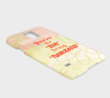841  She To My Nanigans Device Case - deloresartcanada