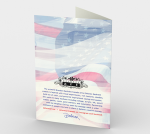 1375 Retirement/Navy Card by Deloresart
