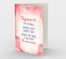 1395 They Knew It Card by Deloresart