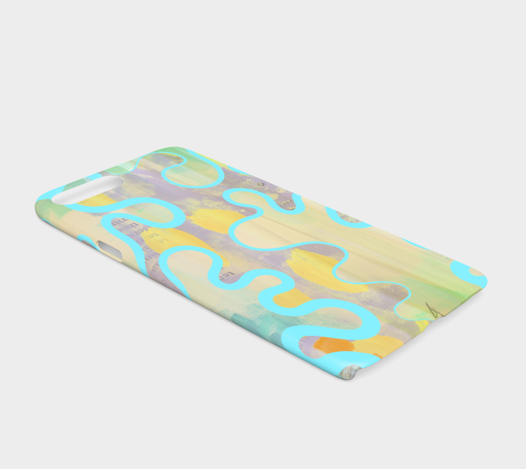 236A  Sassy Serpentine Device Case