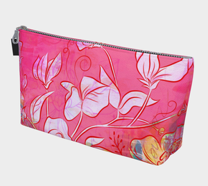 Petite Sweetpea Makeup Bag - deloresartcanada