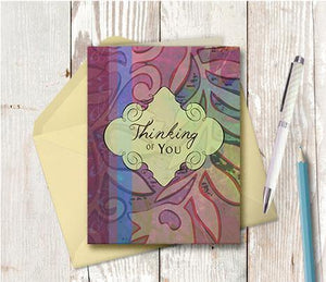 0317 Thinking Of You Note Card