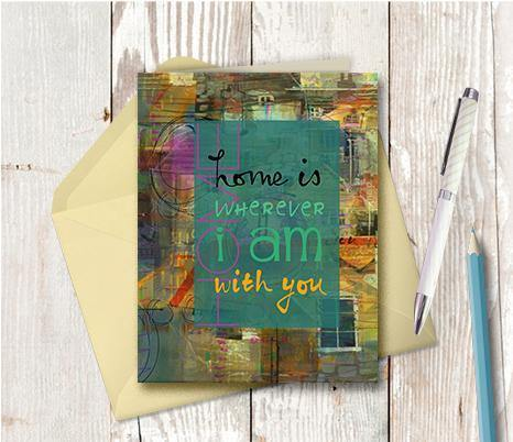 0366  Do What You Love Note Card