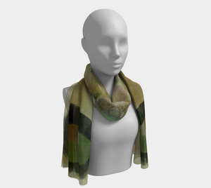 Balmy July Day Scarf by Deloresart