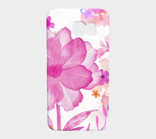 235a  Blue Garden Device Case