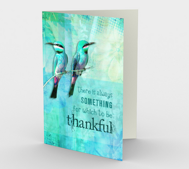 0318 Thankful  Card by DeloresArt