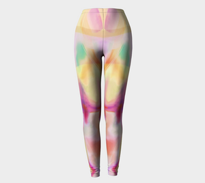 Lilli Pilli Parfait Leggings by Deloresart