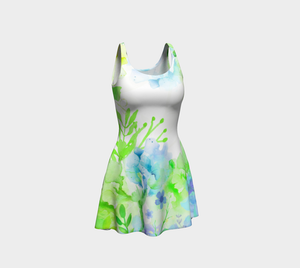 Nature's Bounty Dress by Deloresart