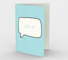 1188. Great Job  Card by DeloresArt