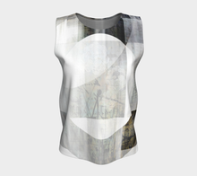 Life is Like a Camera Loose Tank Top in Grey