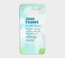 314 Good Friends Are Like Stars Device Case - deloresartcanada