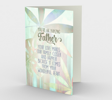 1144. You're An Amazing Father  Card by DeloresArt