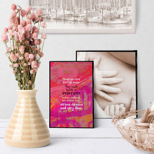 0618 Those We Love Sympathy Art - deloresartcanada