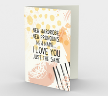 1408 New Pronouns Card by Deloresart