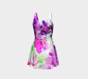 Purple Haze Dress by Deloresart