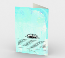 1425 Praise and Celebrate Birthday Card by Deloresart