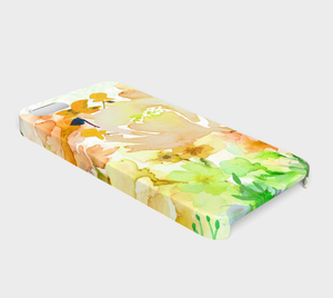 348 Gracious Garden Watercolor Device Case - deloresartcanada