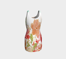 Prairie Garden Bodycon Dress by Deloresart