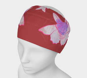 Subtle Soriya Headband by Deloresart