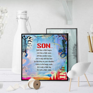 0852 Son Hug Art