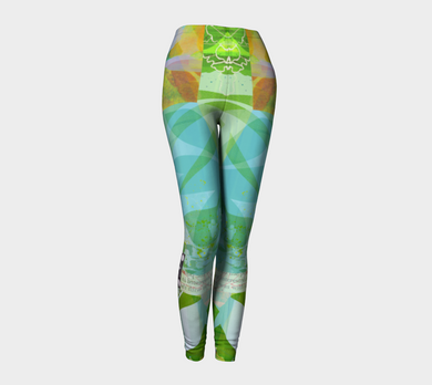 Abounding Alder Leggings by Deloresart