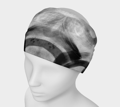 Bittermelon Black Headband by Deloresart