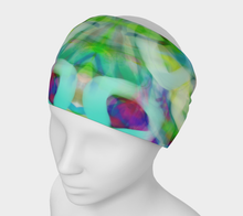 Sweet Limetta Headband by Deloresart - deloresartcanada